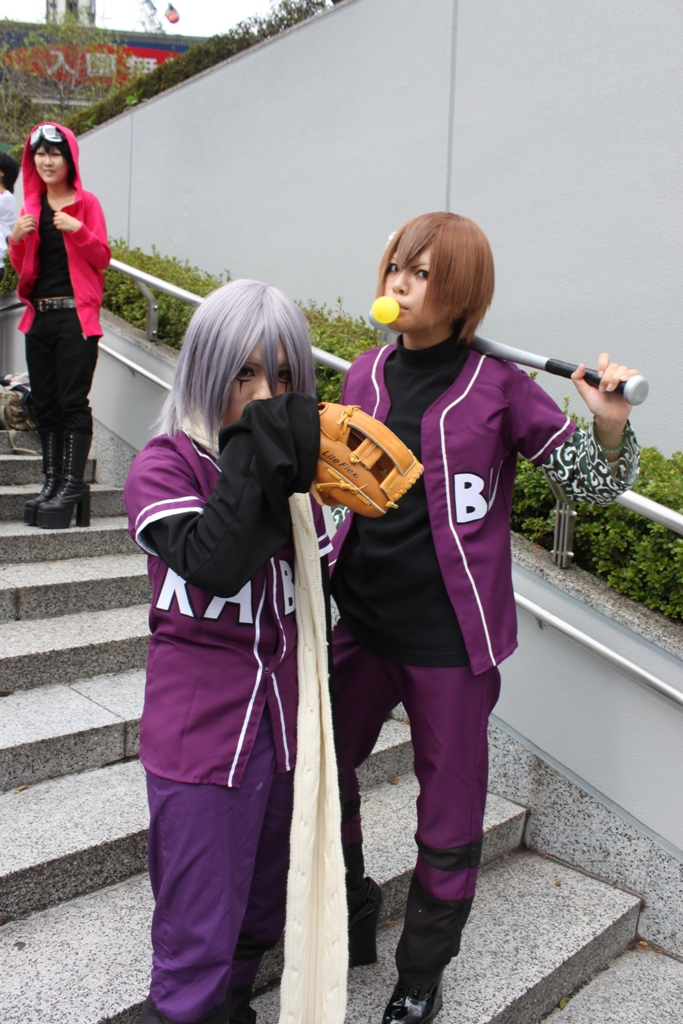 Cosplay Festa at Tokyo Dome City 2010.09. Part2 (6)