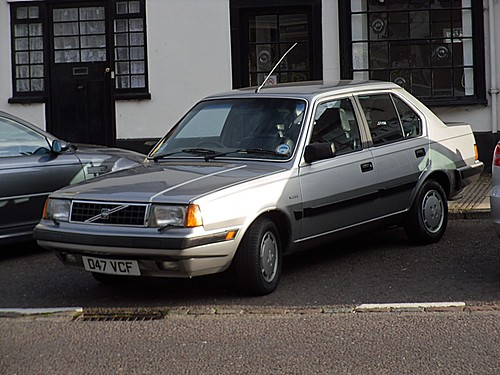 Volvo 360. 1986 Volvo 360 2.0i GLE Saloon