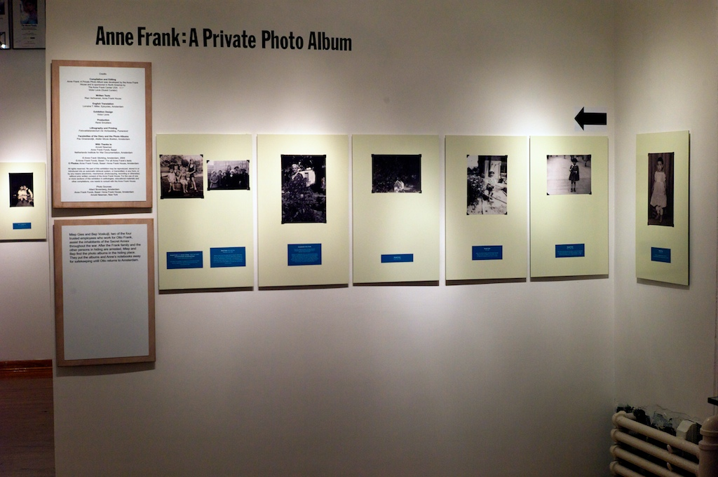 anne frank: a private photo album - the leica photographs of otto frank