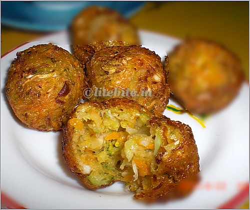Broccoli Manchurian recipe
