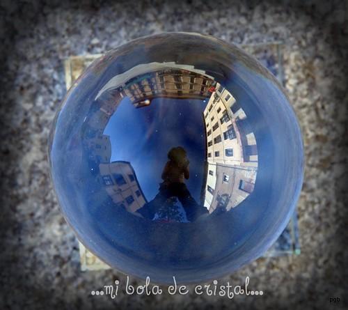 ...mi bola de cristal... by Garbándaras