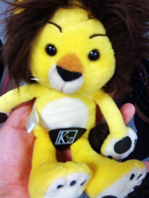 Lilu的Ken獅