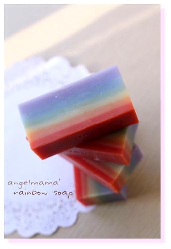 教學蛋糕皂 022
