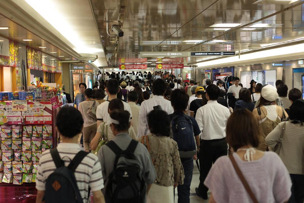Umeda underground