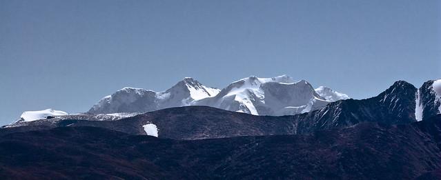 Far off, Mountain Tops