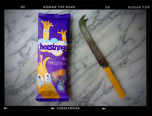 Yuckblog - Cheestrings