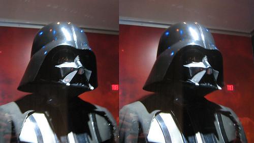 Darth Vader 3D Stereogram