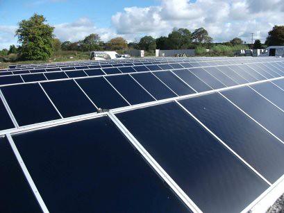 500 sqm Solar Park