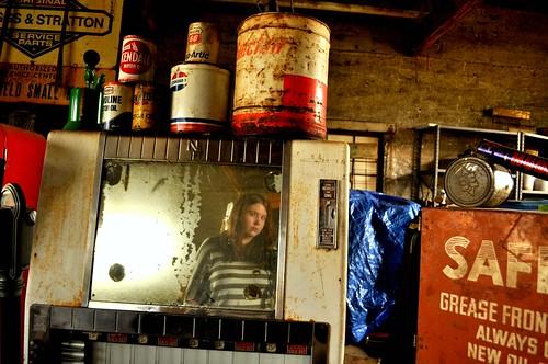 Route 66 Self Portrait