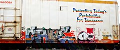 Croe (mightyquinninwky) Tags: railroad train graffiti streak character tag graf tracks ct railway tags tagged railcar rails crow graff graphiti freight reefer trainart fr8 railart whistleblower markal spraypaintart cryx moniker reflectivetape freightcar croe cryotrans freightart paintedreefer reeferart paintedrailcar taggedreefer taggedrailcar markalart blackmarkal 11223344556677 carfireonflickr charactersformyspacestation