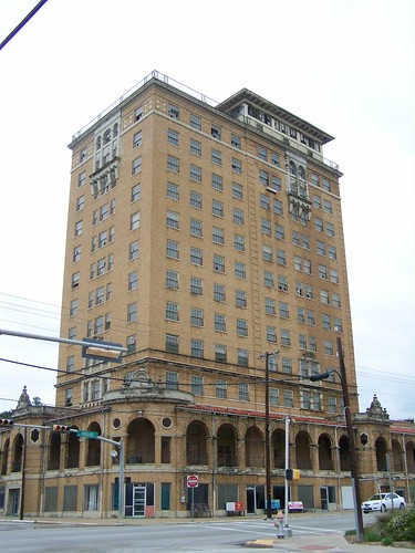Hotel Texas Fort Worth