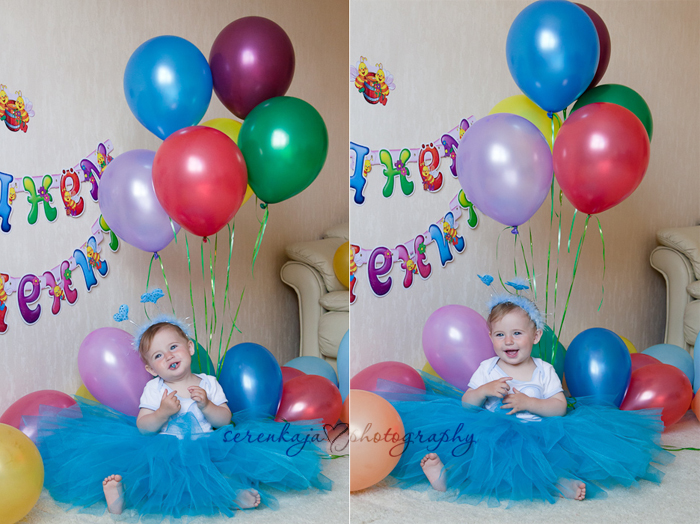 День рождения Олюшки