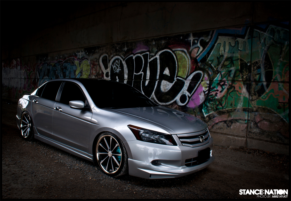 Classy Accord Sedan | StanceNation™ // Form > Function