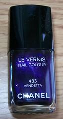 Chanel Vendetta Le Vernis
