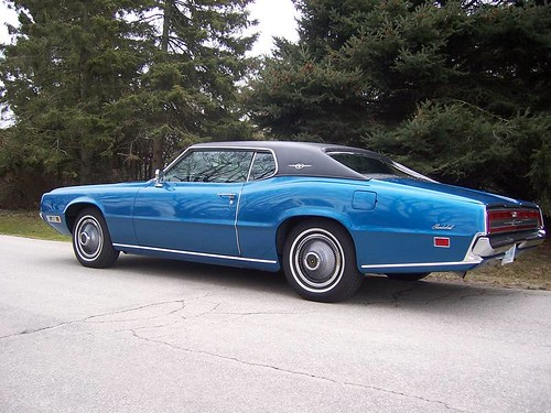 1970 Ford Thunderbird For Sale. 1970 Ford Thunderbird Coupe