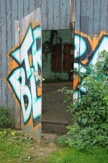 Open deur, Leuven