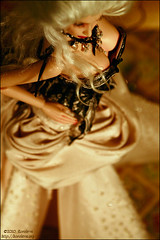 The Tea Rose (Koroleva Irina) Tags: doll silk seville sybarite ooakfashion sybaritedoll lingeriefordoll sybaritegown
