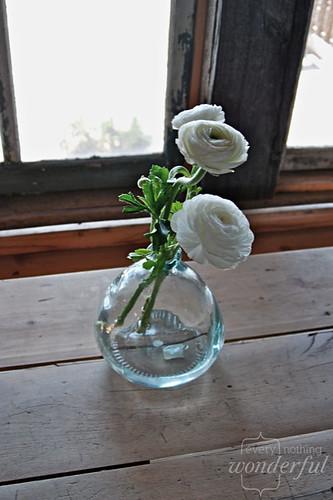 Peonys Vase