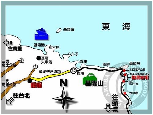 龍洞地圖-640