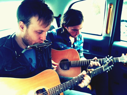 The Taxi Sessions