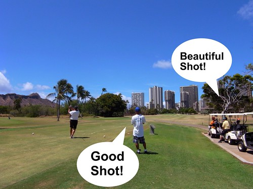 Good Shot!