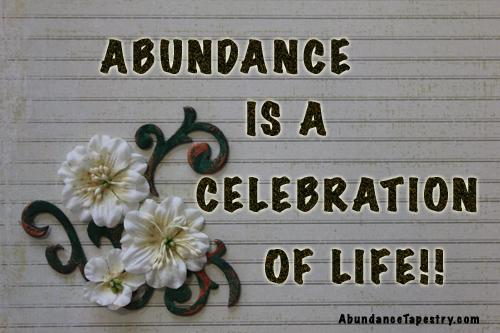 Abundance Quotes