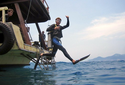 Nha Trang - Diving Hon Mun - Greg's A+ Entry