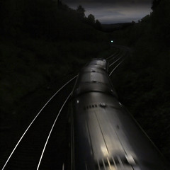 [Free Image] Vehicle, Train, Road/Rail Tracks, 201010052300