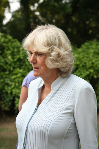 HRH The Duchess of Cornwall photo