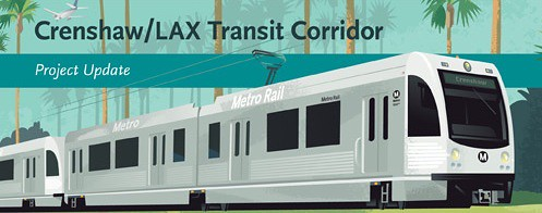 Crenshaw LAX Corridor