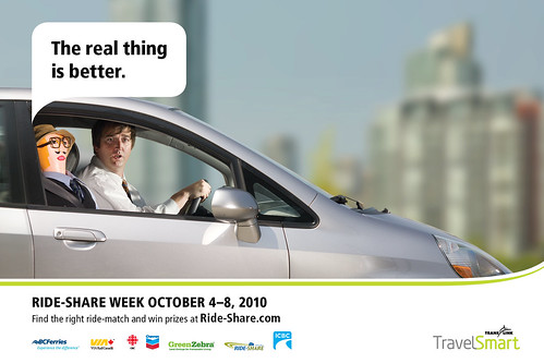 Translink's Ride Share Week
