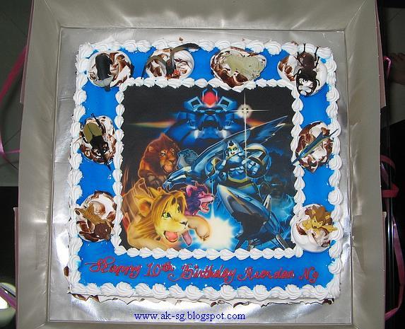 ak cake