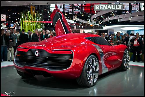 Concept Renault Desir