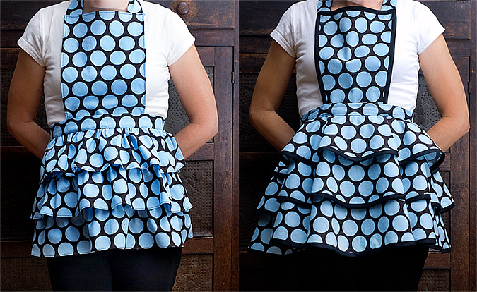 Aprons for How to Use A Pattern article for Fiskars