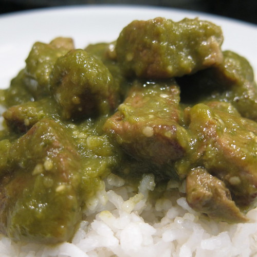 Chile Verde Recipe — Dishmaps