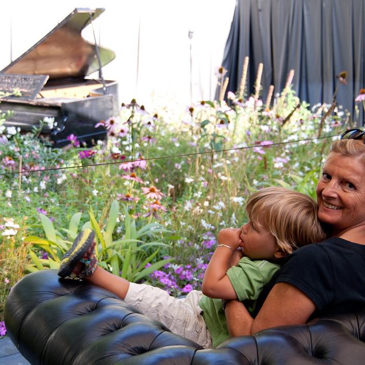 bimbo-e-mama chaumont-sur-loire tuinfestival