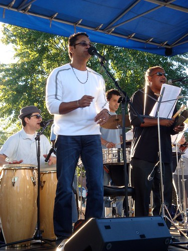 Charanga Carolina @ Festifall