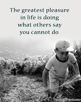 the-greatest-pleasure-in-life-is-doing-what-others