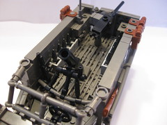 """The Chukker"" M21 81mm MMC (""Rumrunner"") Tags: lego wwii american ww2 m3 worldwar2 halftrack allies"