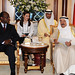 Al-Sabah receives letter from Togo's President