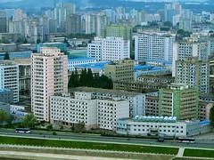 Pyongyang, North Korea. (Daniel Kliza) Tags: kim north korea il kimjongil dmz northkorea jong comunism pyongyang sung dprk kimilsung demilitarizedzone phenian kimirsen penmunjon