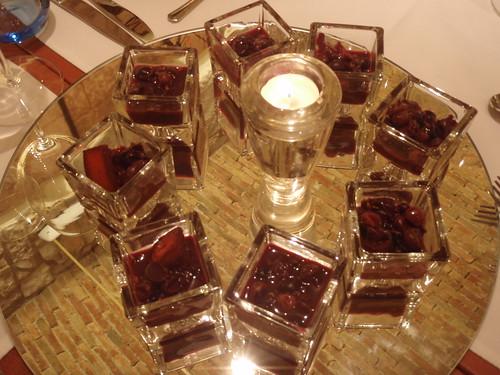 Džem od grožđa sa crnom čokoladom