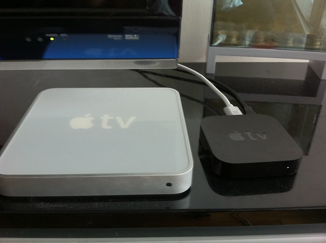 second generation apple tv