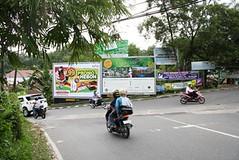 Iklan Telkom Flexi @ Gn Guntur - Balikpapan