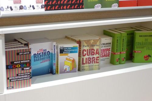 Kleines Bachmannbuch auf großer Buchmesse
