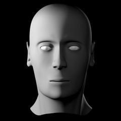 Male Head (Bust 2)