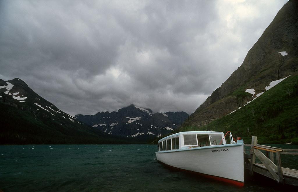 冰河國家公園-舊作
