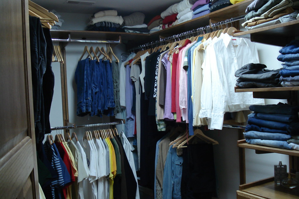 The world 39 s best photos of garage and shelving flickr for Closet world garage