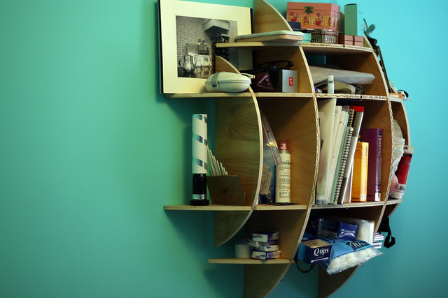 Day 38 - DIY Shelf