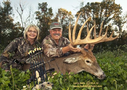 Larry, Marcia, and the Birthday Buck